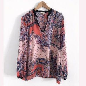 Top Blouse Shirt size XL